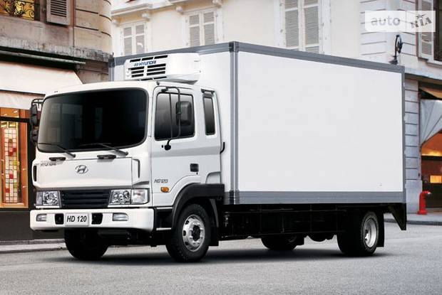 Hyundai hd-120 photo - 9