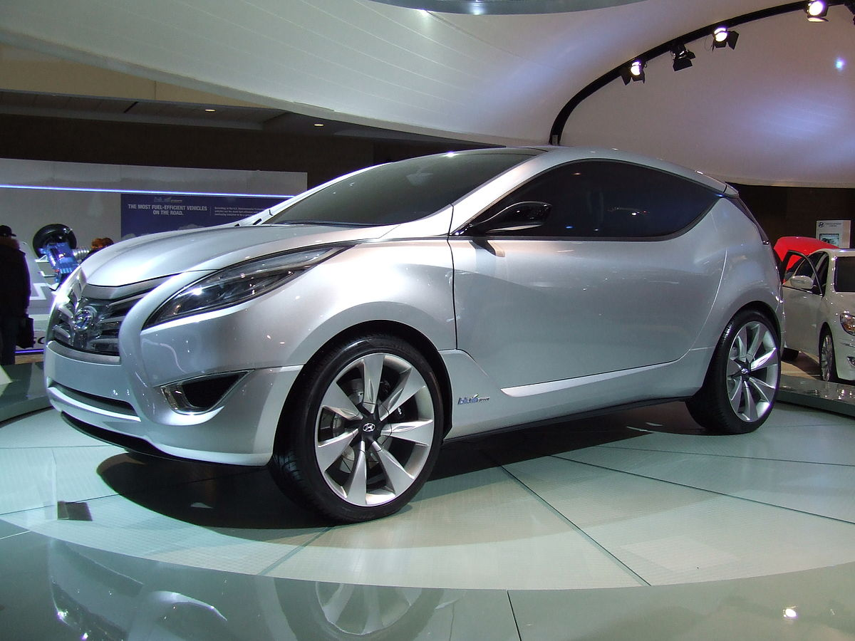 Hyundai nuvis photo - 2