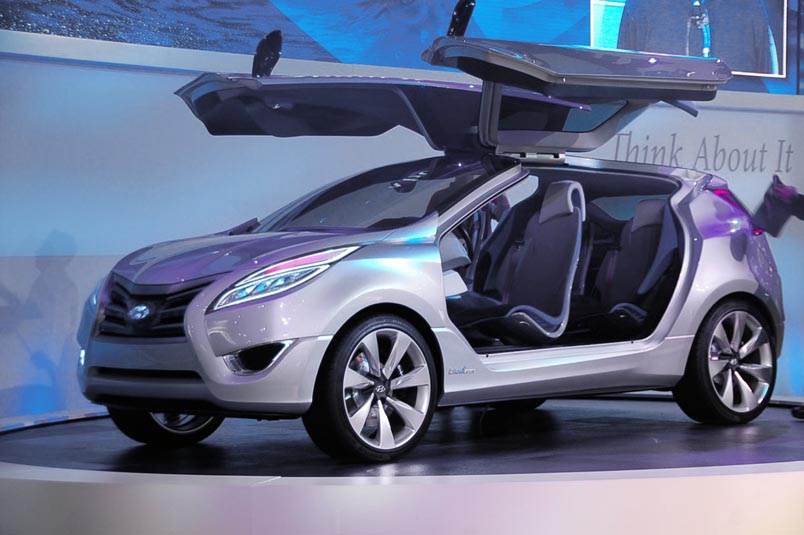 Hyundai nuvis photo - 6