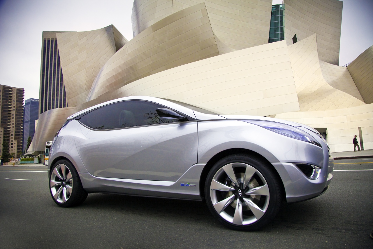 Hyundai nuvis photo - 7