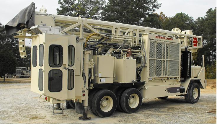 Ingersoll-rand ecm-690 photo - 1