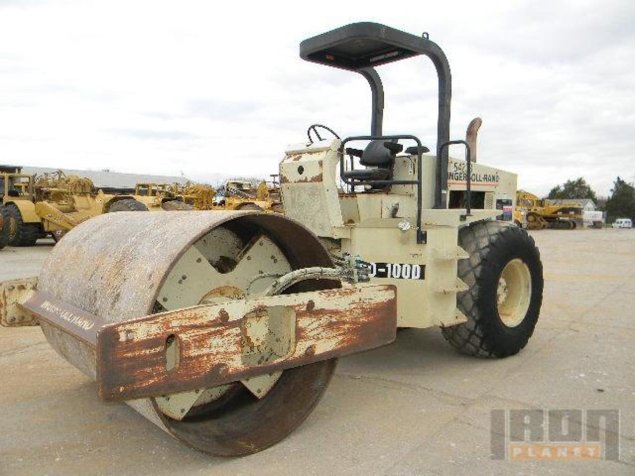Ingersoll-rand sd-100d photo - 4