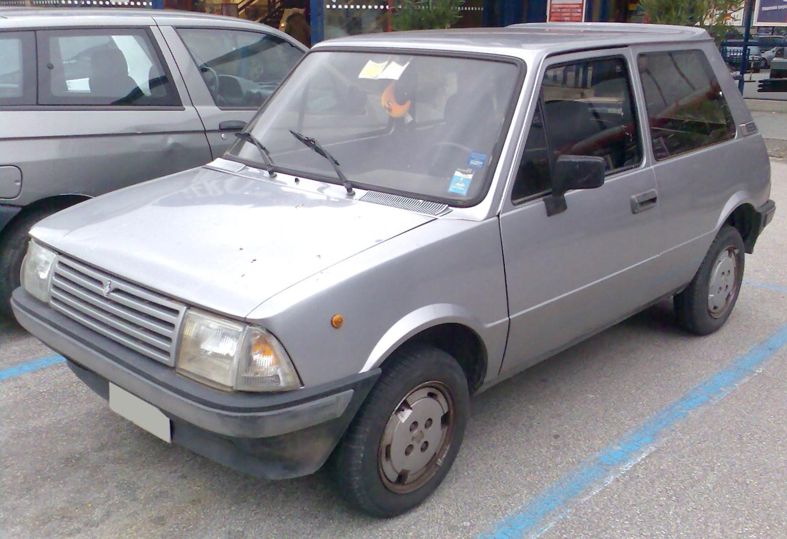 Innocenti small photo - 1