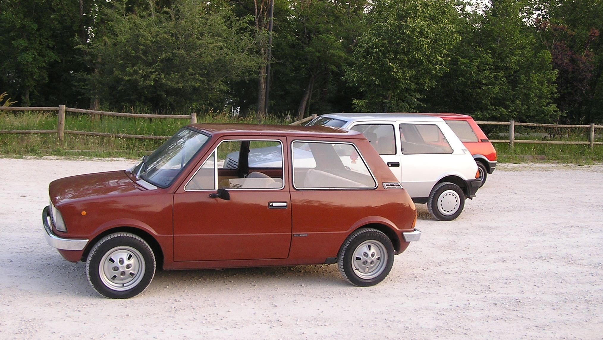 Innocenti small photo - 7