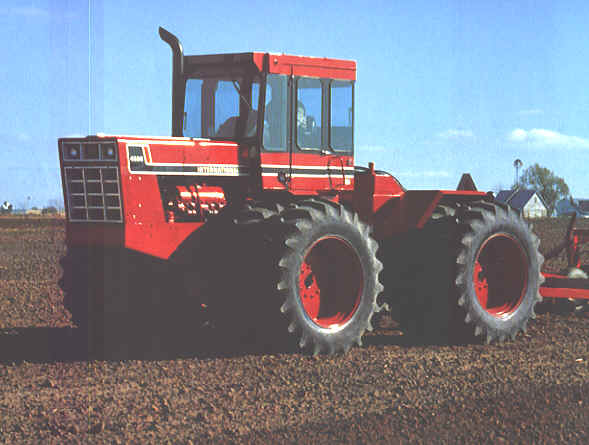 International harvester aco photo - 2