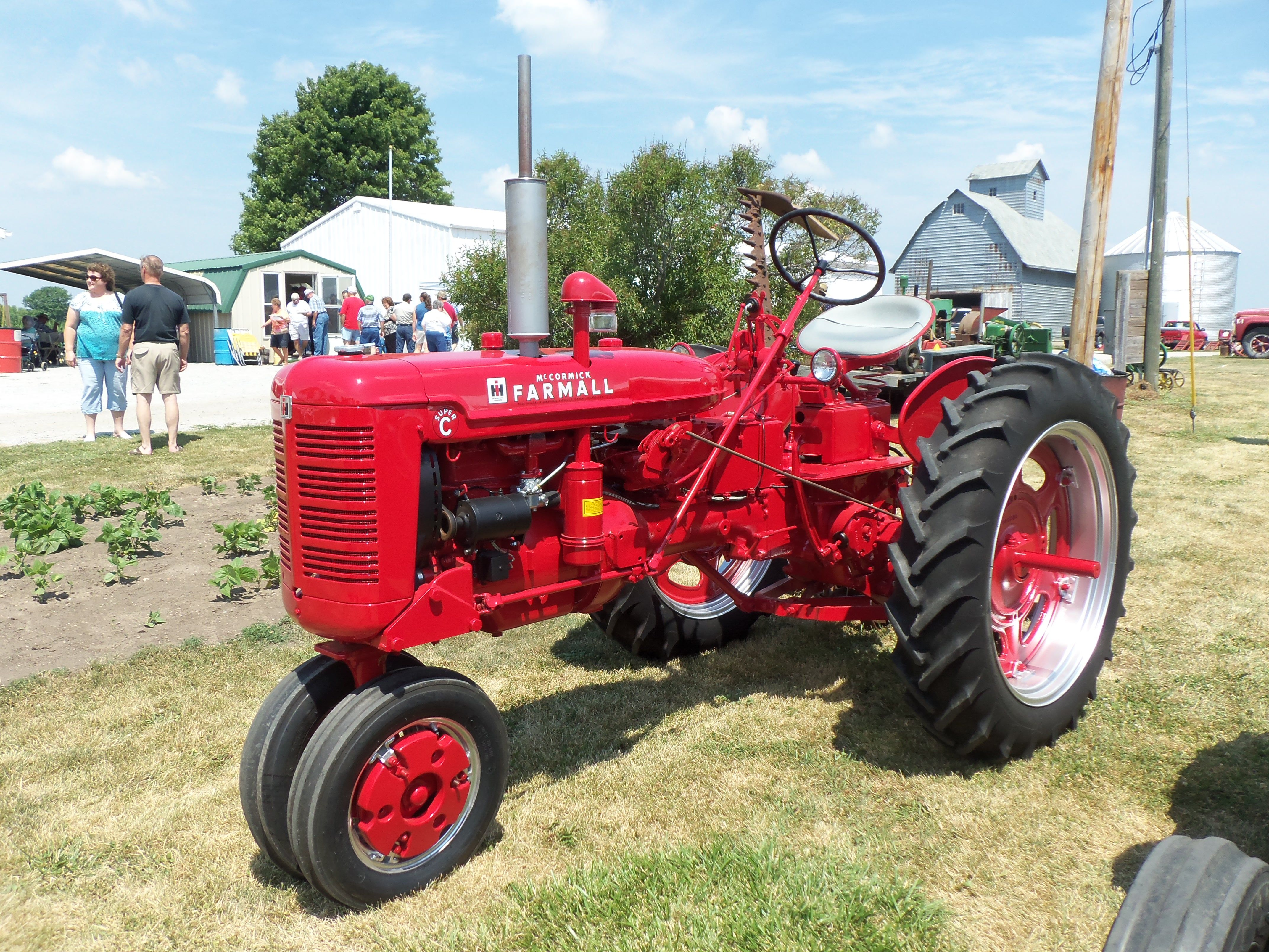 International harvester c photo - 1
