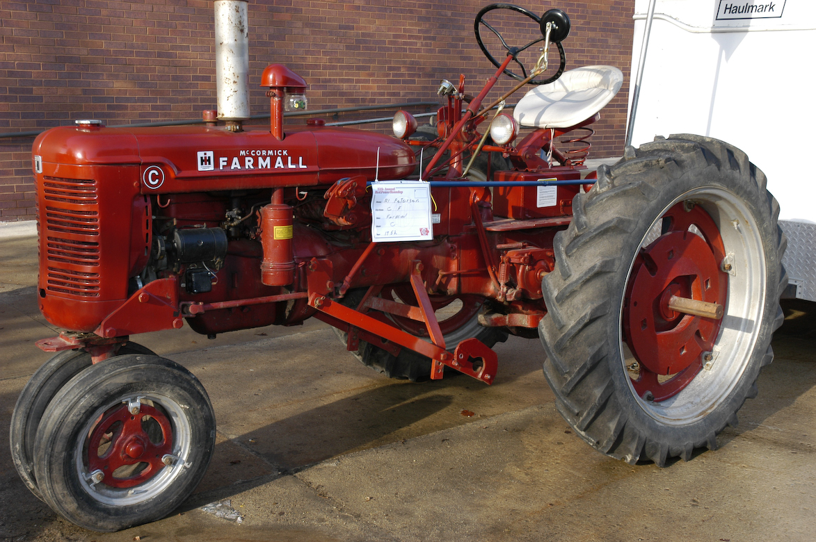 International harvester c photo - 10
