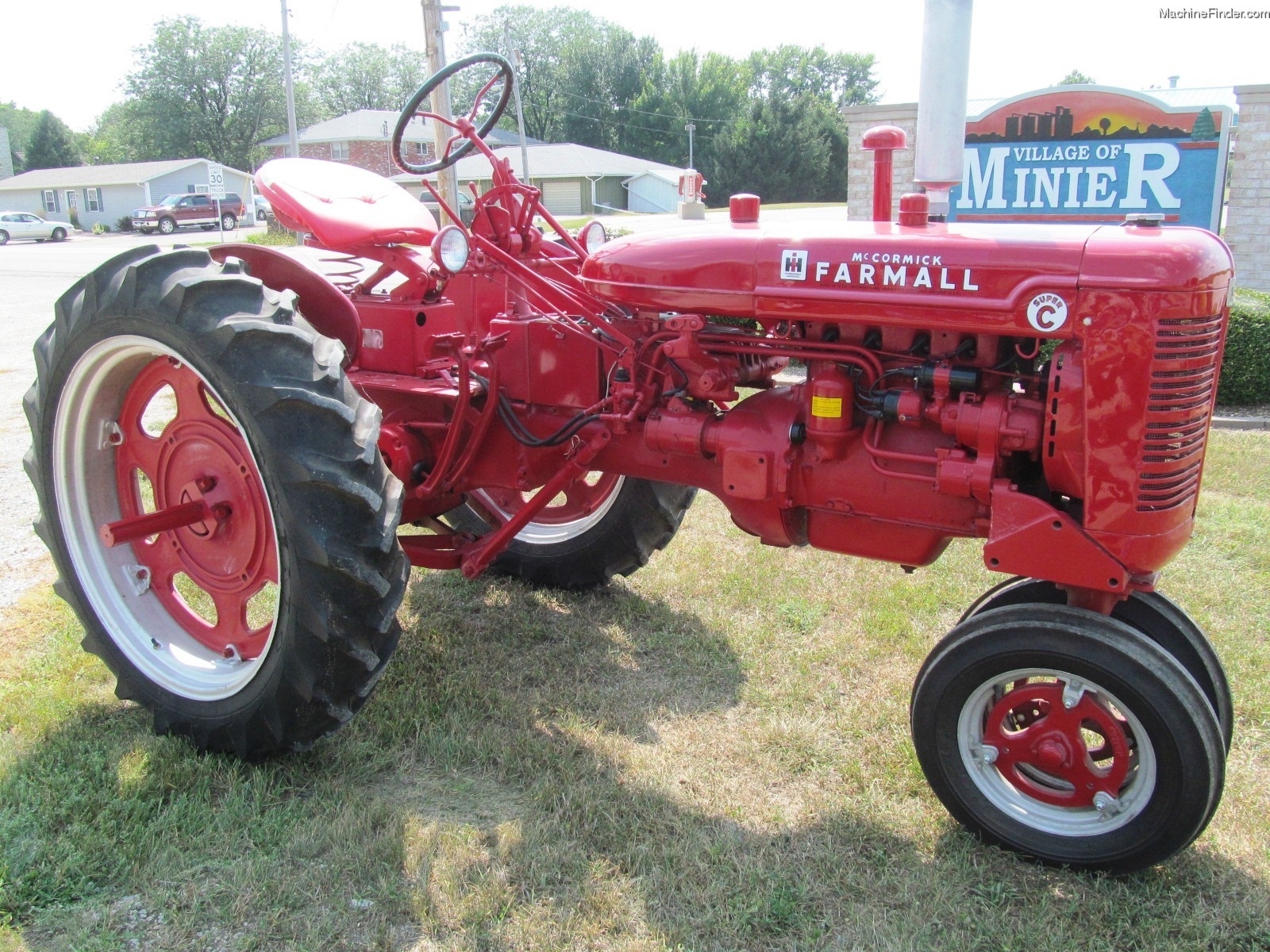 International harvester c photo - 6