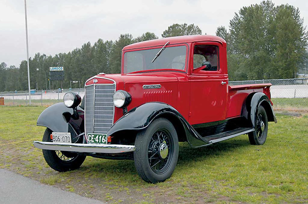 International harvester c photo - 7