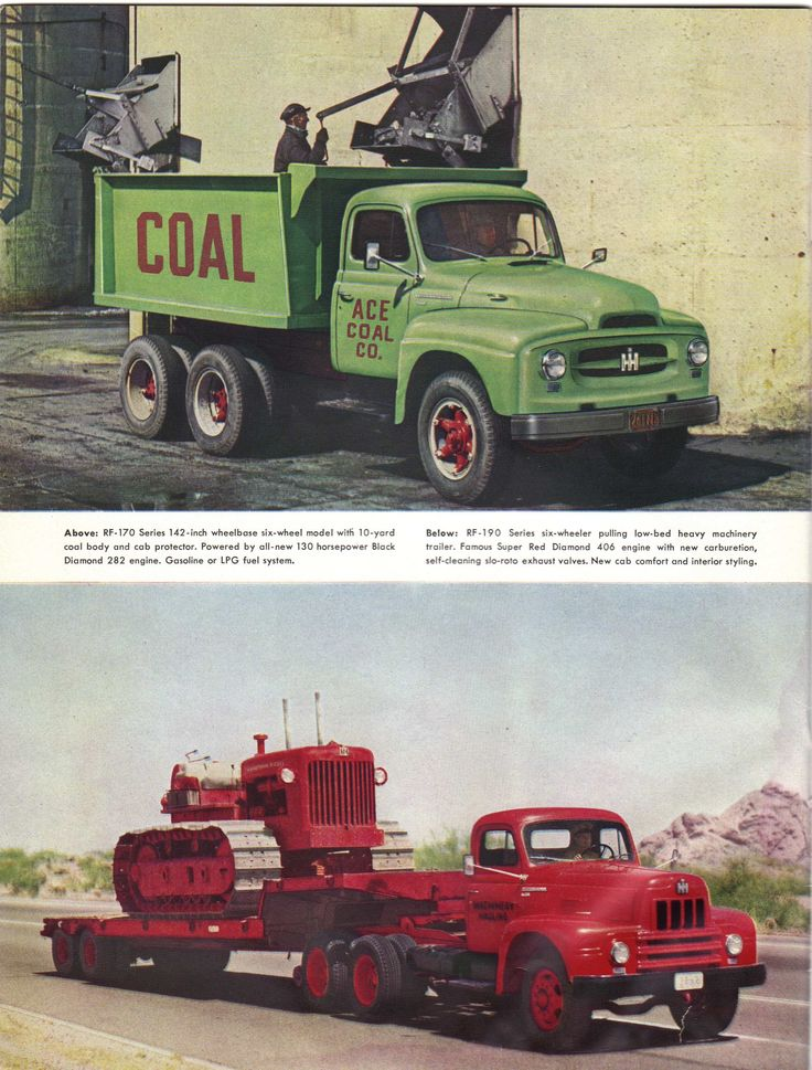 International harvester r-series photo - 8