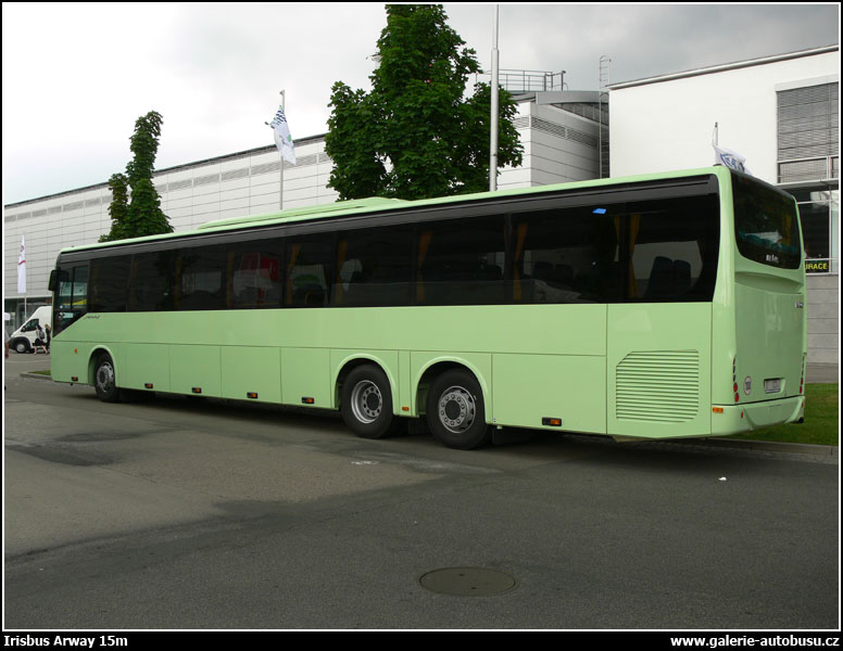 Irisbus arway photo - 9