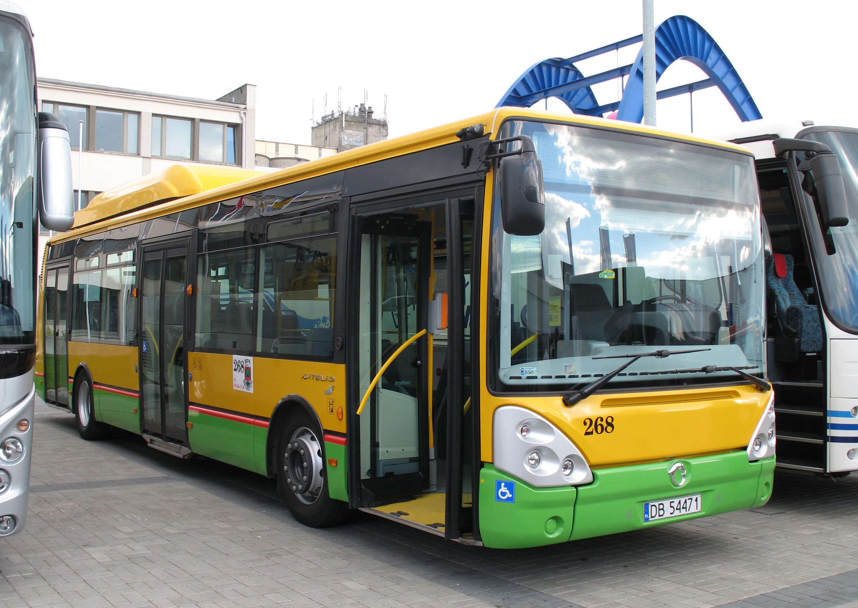 Irisbus citelis photo - 1