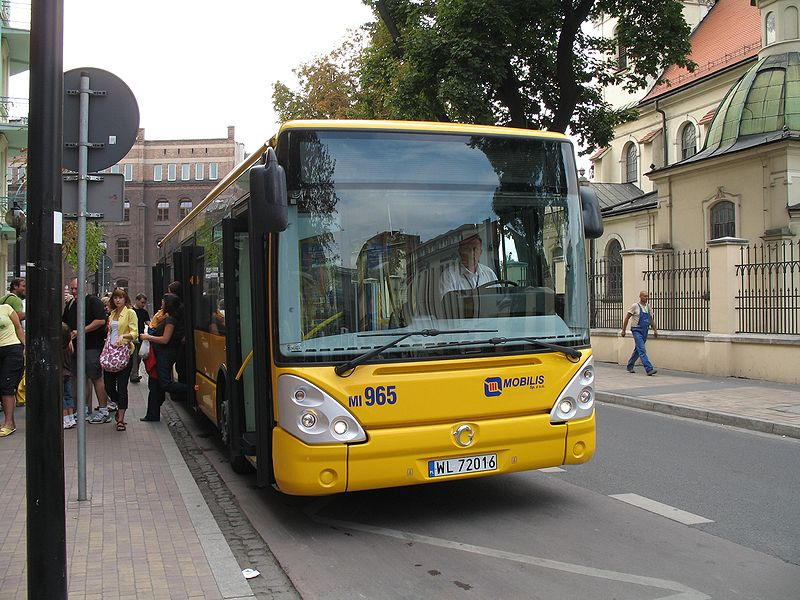 Irisbus citelis photo - 10