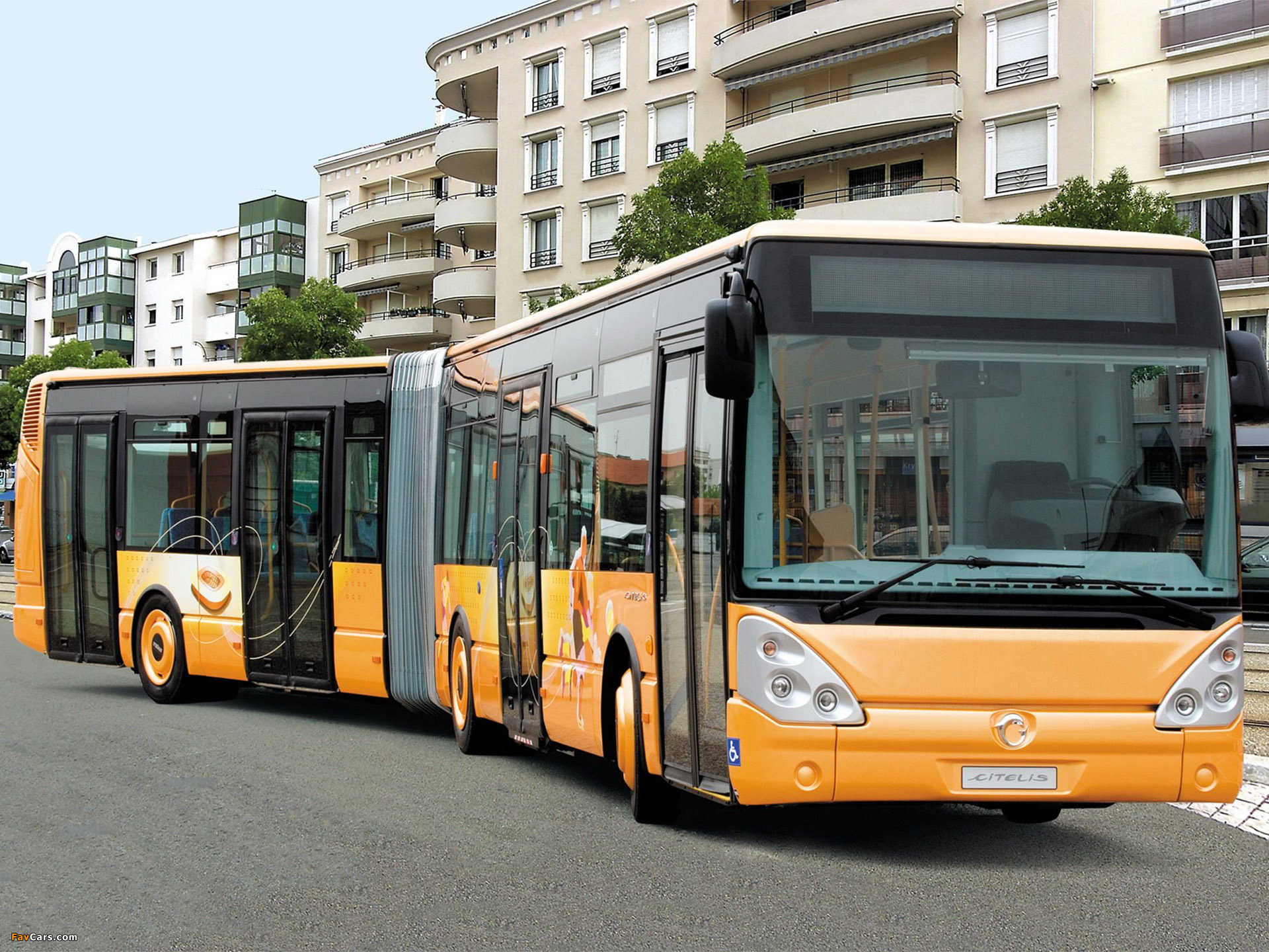 Irisbus citelis photo - 5