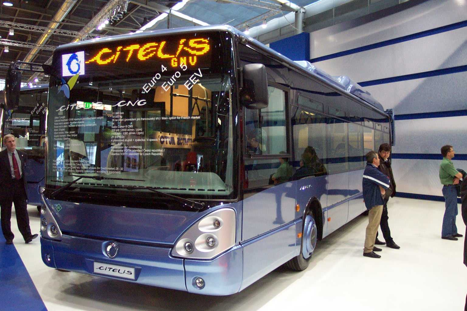 Irisbus citelis photo - 6