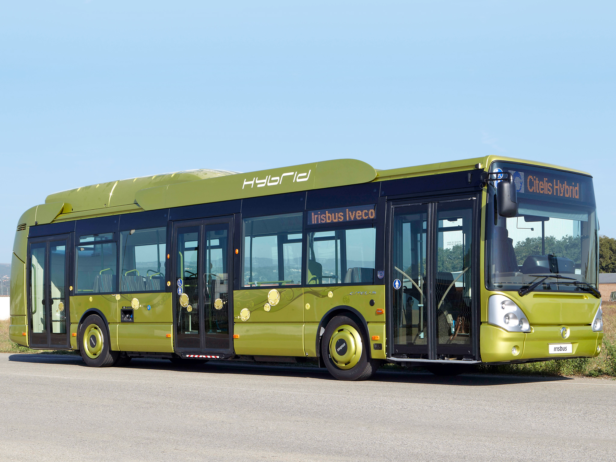 Irisbus citelis photo - 8