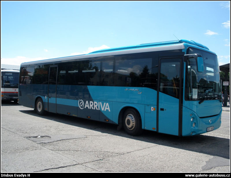 Irisbus evadys photo - 4