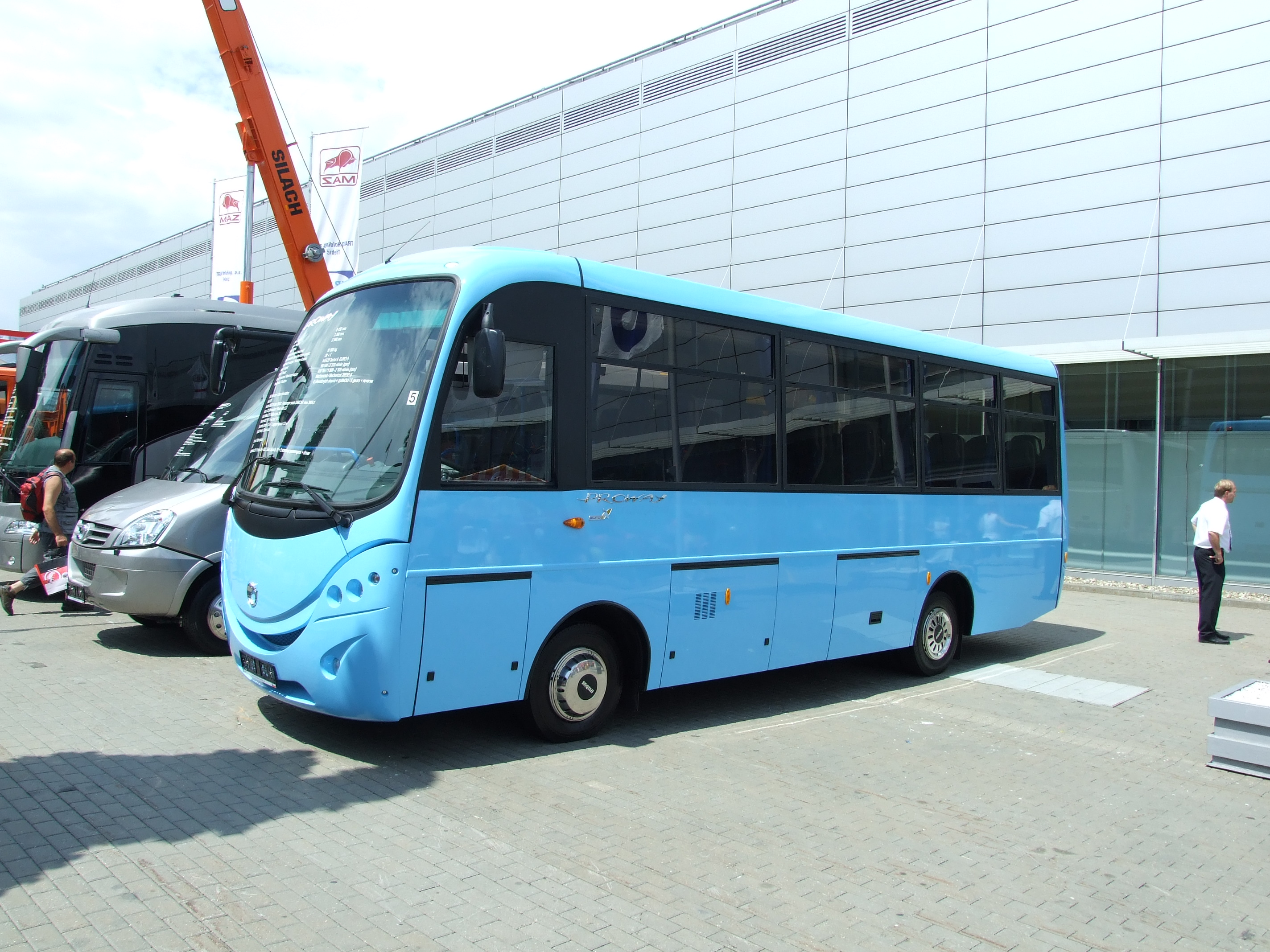 Irisbus proway photo - 2