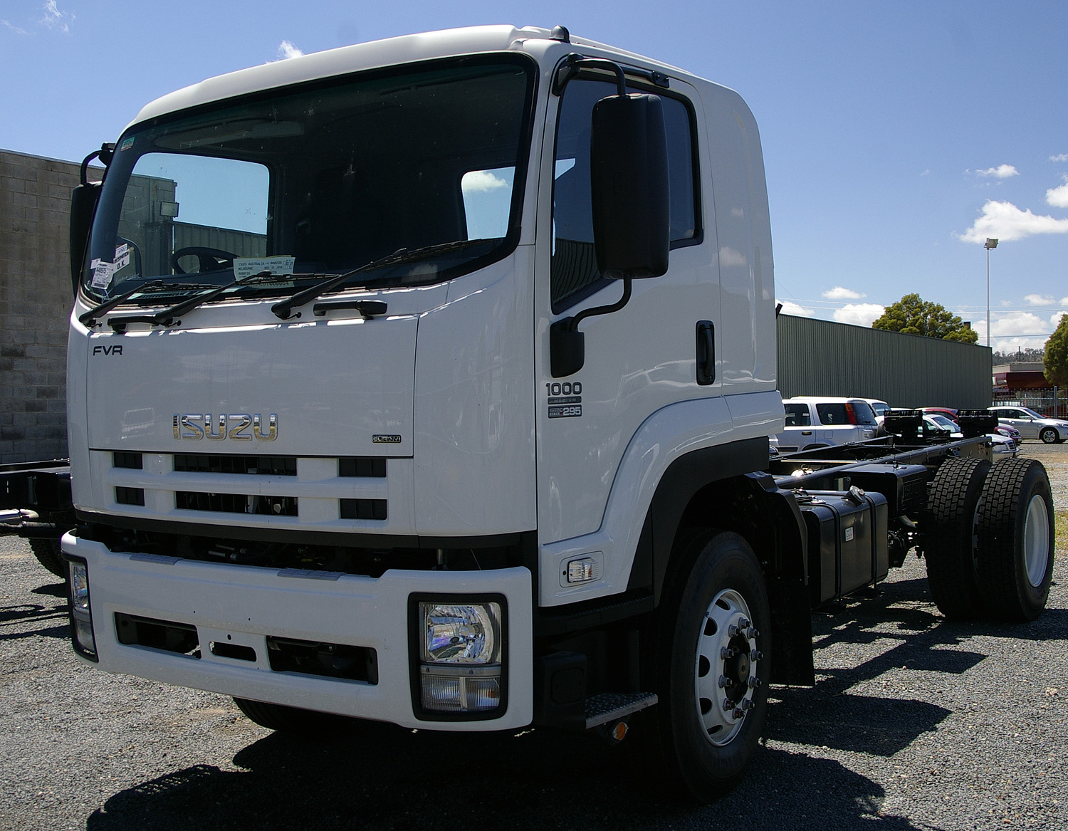 Isuzu fvr photo - 2