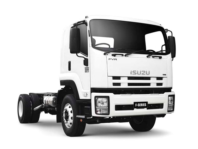 Isuzu fvr photo - 3