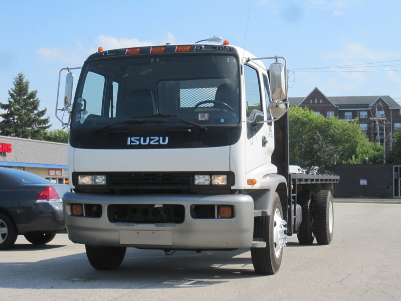 Isuzu fvr photo - 4