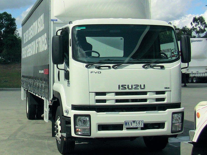 Isuzu fvr photo - 7
