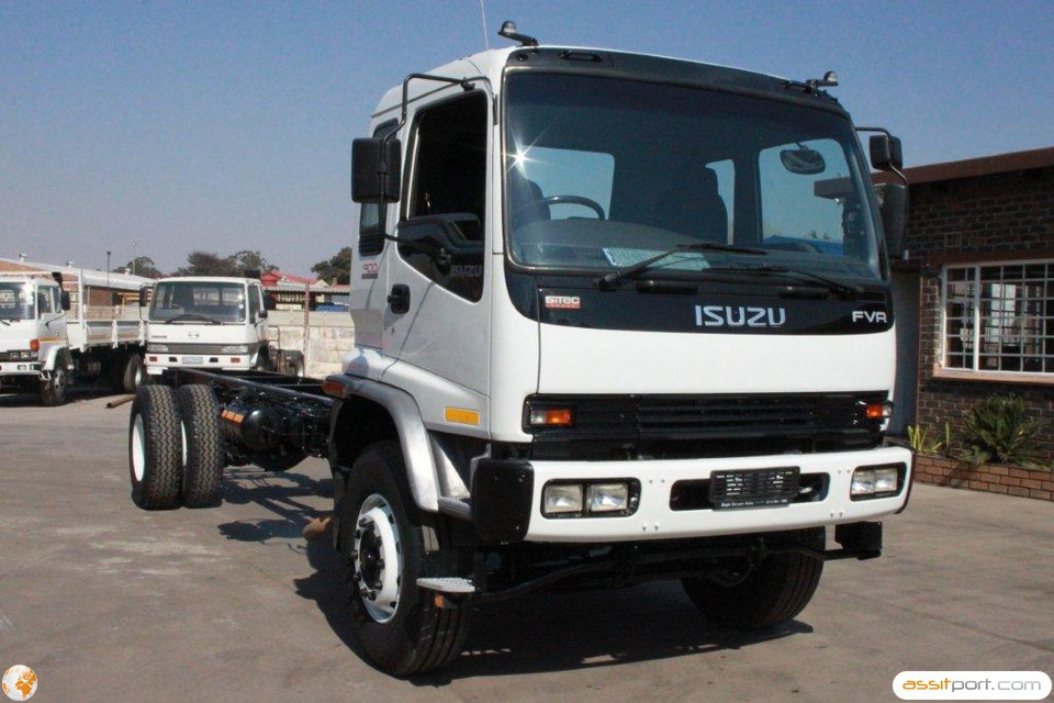 Isuzu fvr photo - 8