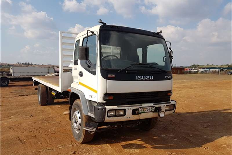 Isuzu fvr photo - 9