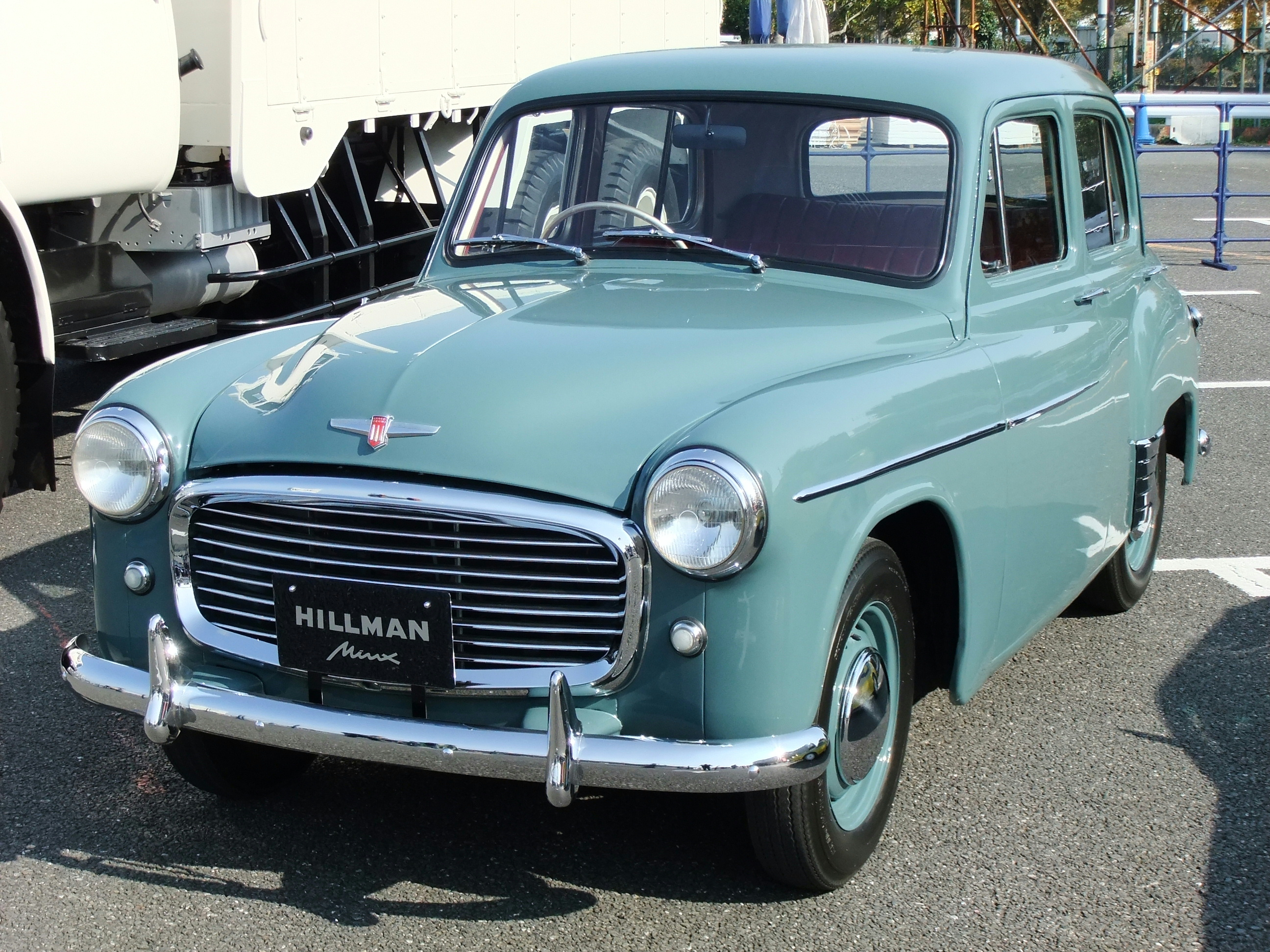 Isuzu hillman photo - 3
