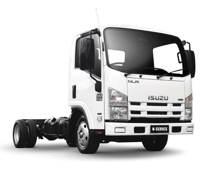 Isuzu n-series photo - 2