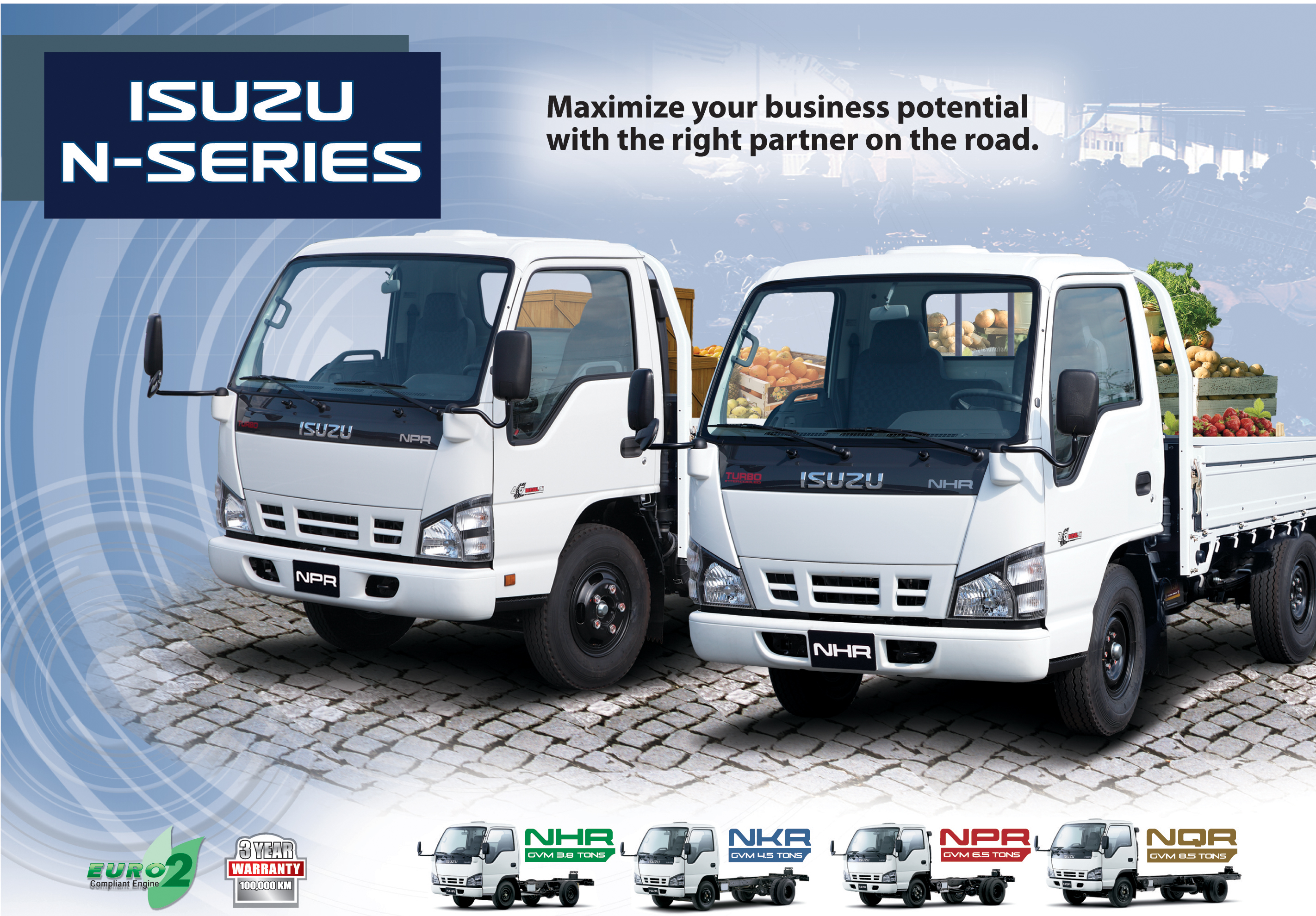 Isuzu n-series photo - 4