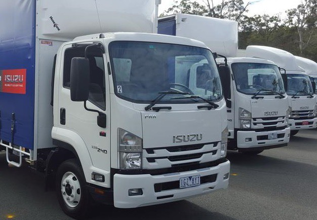 Isuzu n-series photo - 5