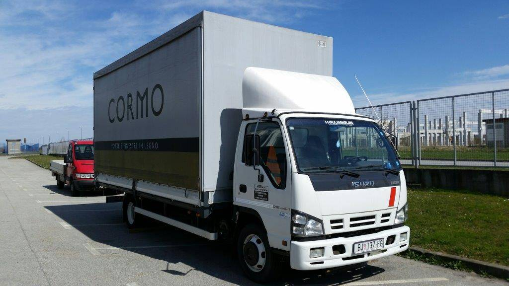 Isuzu q75 photo - 1