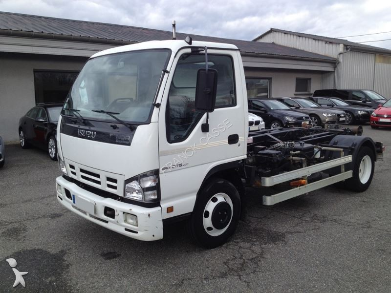 Isuzu q75 photo - 6