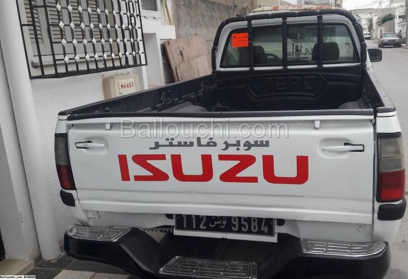 Isuzu super photo - 1