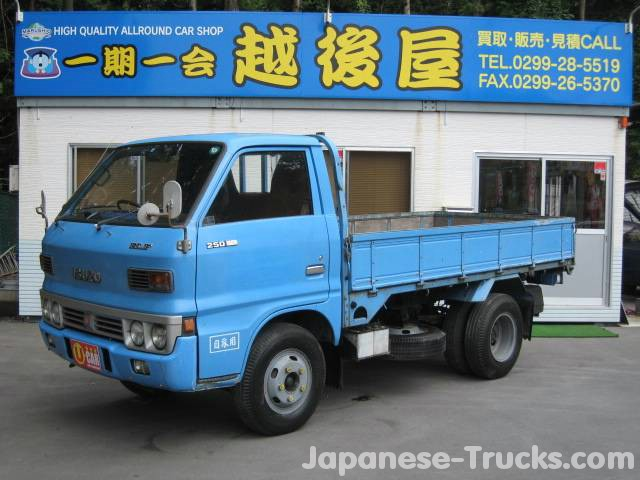 Isuzu tld photo - 1
