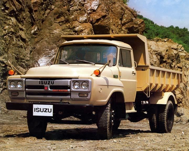 Isuzu tx photo - 5
