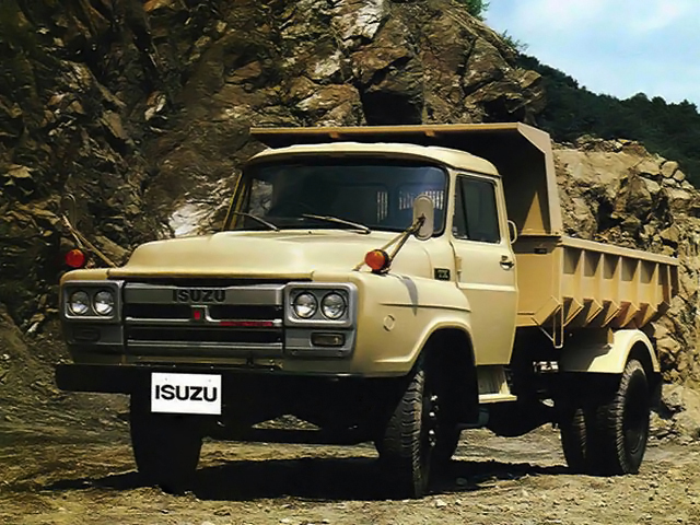 Isuzu tx photo - 9