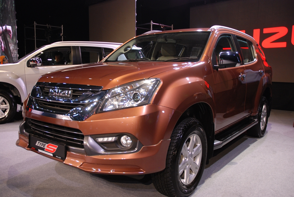 Isuzu type photo - 7