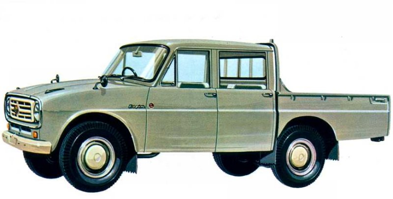 Isuzu wasp photo - 10