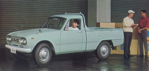 Isuzu wasp photo - 6