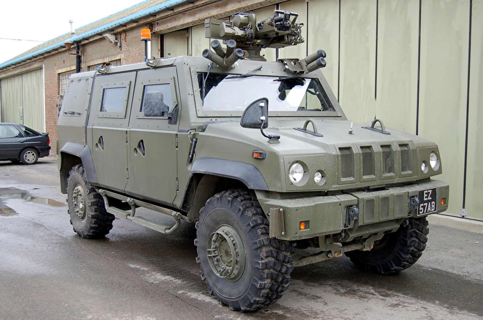 Iveco lince photo - 1