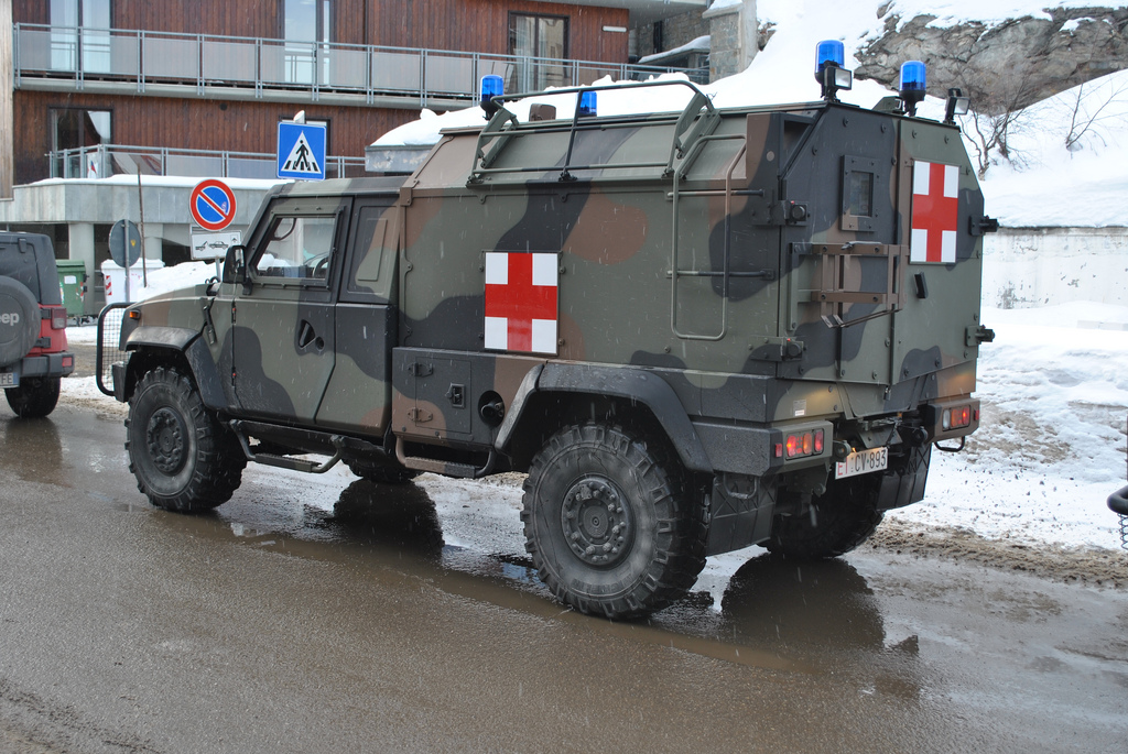 Iveco lince photo - 10