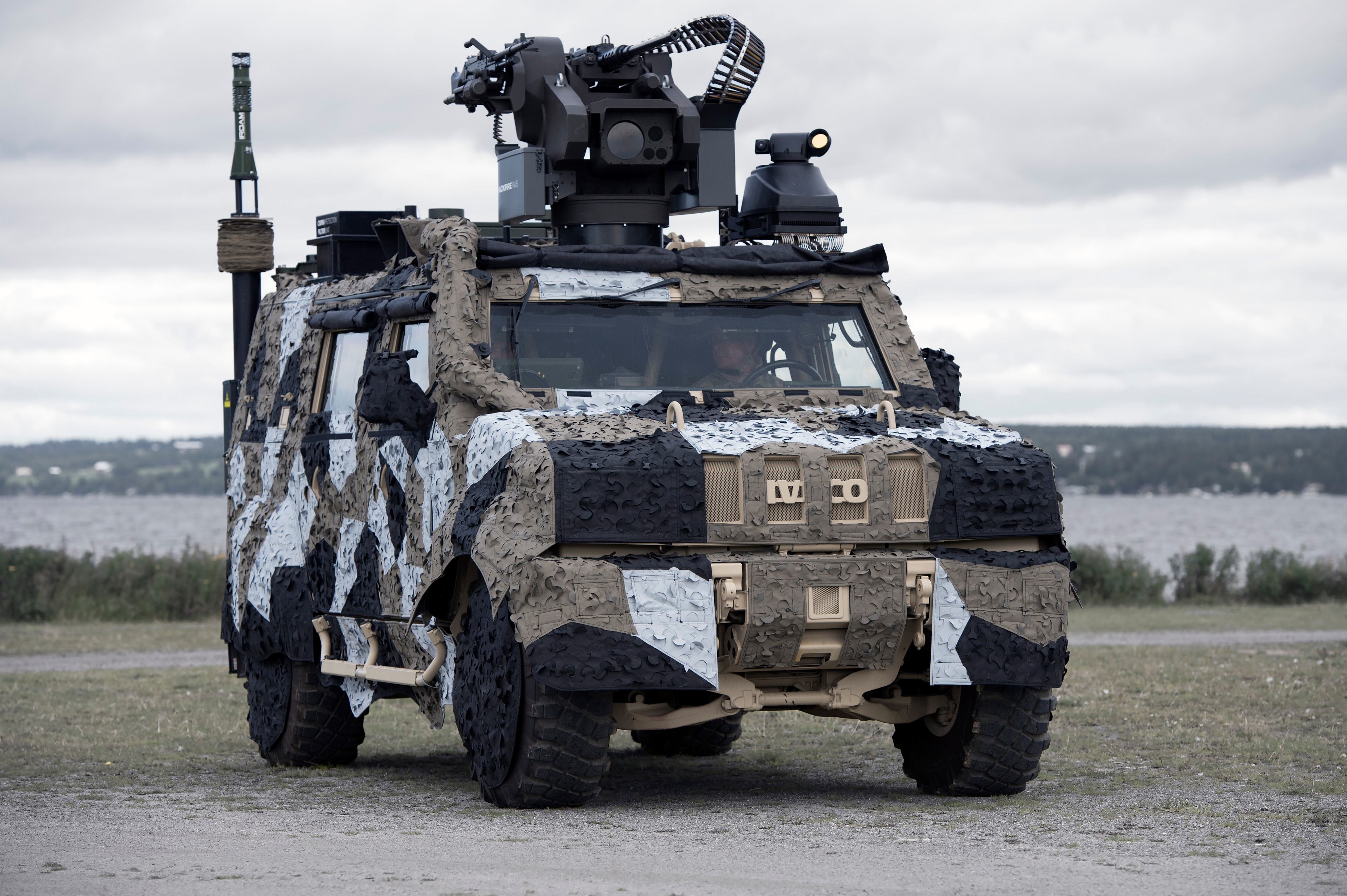 Iveco lince photo - 3