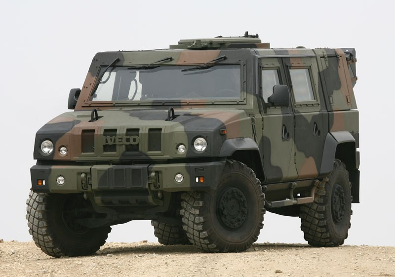 Iveco lince photo - 4
