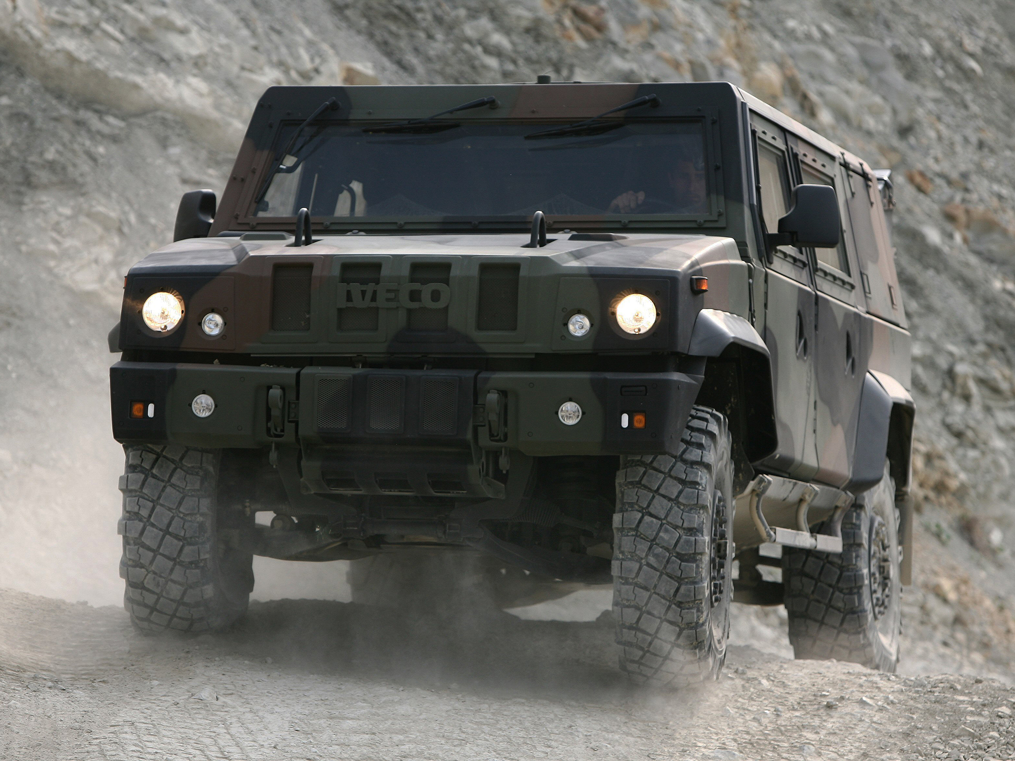 Iveco lince photo - 6