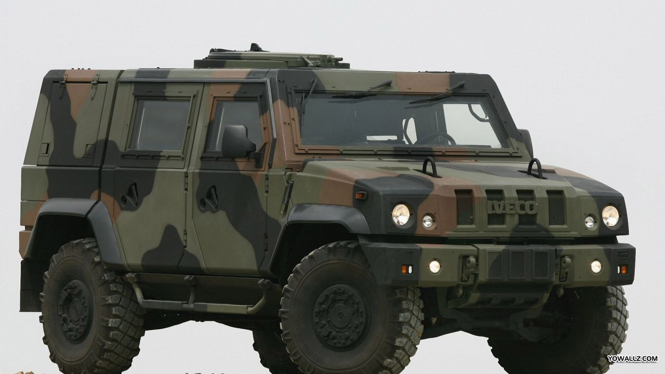Iveco lince photo - 9