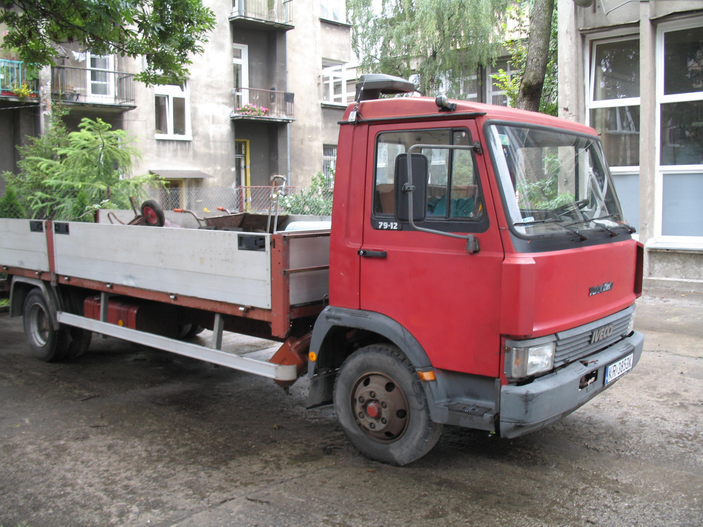Iveco turbozeta photo - 2