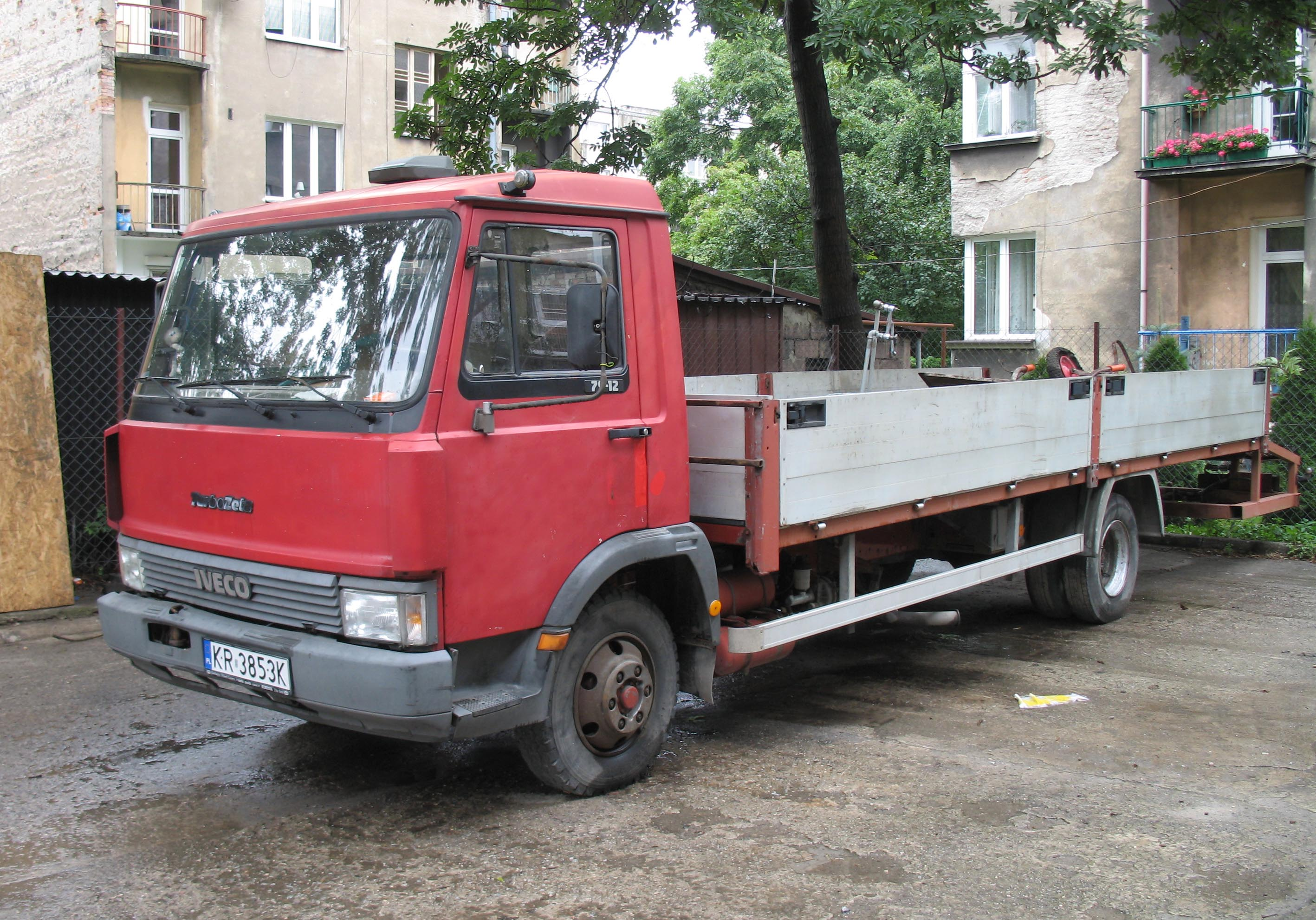 Iveco turbozeta photo - 4
