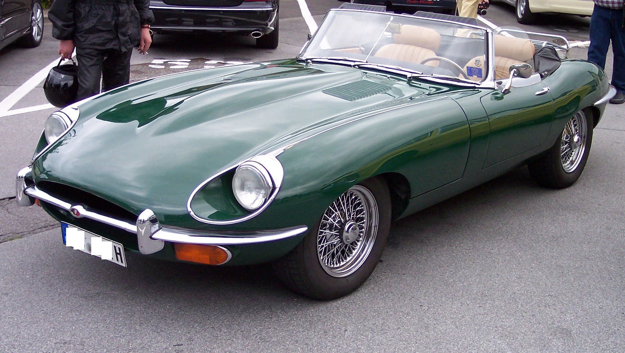 Jaguar 4.2 photo - 4
